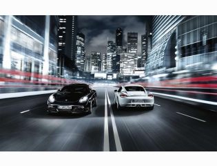 Porsche Cayman S 4 Hd Wallpapers