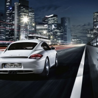 Porsche Cayman S 7 Hd Wallpapers