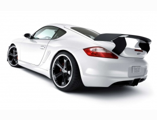 Porsche Cayman Techart 3 Hd Wallpapers