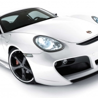 Porsche Cayman Techart Hd Wallpapers