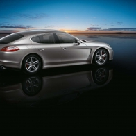 Porsche Panamera Turbo 4 Hd Wallpapers
