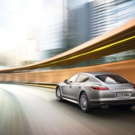 Porsche Panamera Turbo 6 Hd Wallpapers