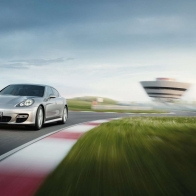 Porsche Panamera Turbo Hd Wallpapers