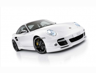 Porsche Techart Design White Hd Wallpapers