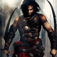 Prince Of Persia Scene Wallpaper