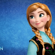 Princess Anna Frozen