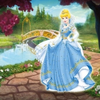 Princess Cinderella Wallpaper