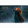 Princess Merida In Brave Wallpapers