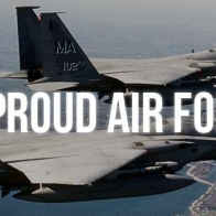 Proud Air Force Mom Cover