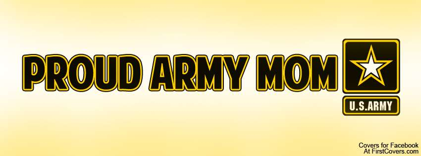 Proud Army Mom Cover : Hd Wallpapers - 25.6KB