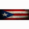 Puerto Rico Flag Cover