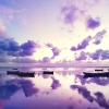 purple sunset in ocean,nature landscape Wallpapers, nature landscape Wallpaper for Desktop, PC, Laptop. nature landscape Wallpapers HD Wallpapers, High Definition Quality Wallpapers of nature landscape Wallpapers.
