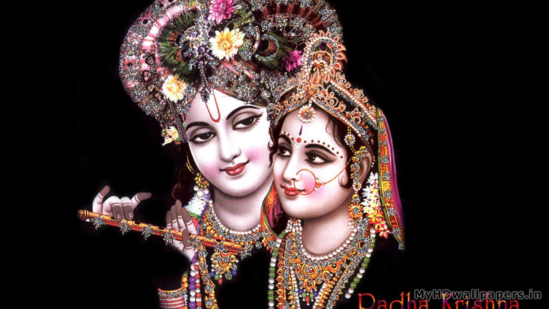 to radha krishna wallpapers - photo #19
