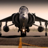 Raf Harrier Wallpaper