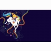 Rainbow Brite And Starlite Wallpaper