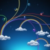 Download rainbows wallpapers, rainbows wallpapers Free Wallpaper download for Desktop, PC, Laptop. rainbows wallpapers HD Wallpapers, High Definition Quality Wallpapers of rainbows wallpapers.