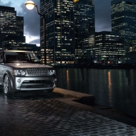 Range Rover Wallpaper
