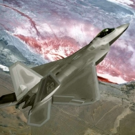 Raptor F22 Wallpaper