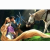 Rapunzel Amp Flynn In Tangled Wallpapers