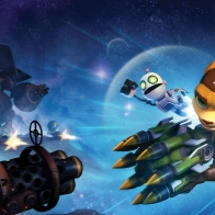 Ratchet Amp Clank Full Frontal Assault