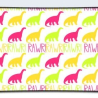 Rawr Pattern Cover
