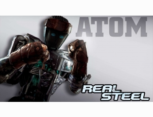 Real Steel Atom Wallpapers
