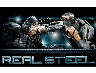 Real Steel Battle Wallpapers