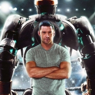 Real Steel Hugh Jackman Wallpapers