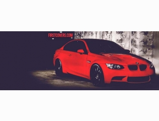 Red Bmw Cover
