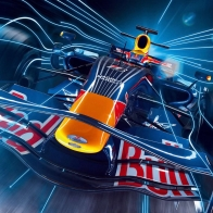 Red Bull F1 Wallpapers