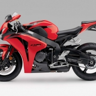 Red Honda Cbr 1000rr 2009 Wallpapers
