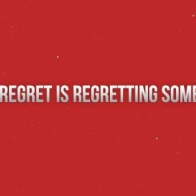 Regret Quote Cover
