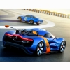 Renault 2012 Alpine A110 50 Blue Car Wallpaper