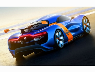 Renault Alpine A110 50 Concept 2 Hd Wallpapers