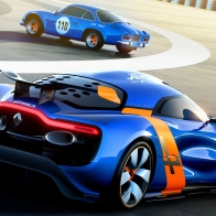 Renault Alpine A110 50 Concept 4 Hd Wallpapers