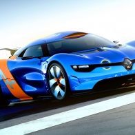 Renault Alpine A110 50 Concept Hd Wallpapers