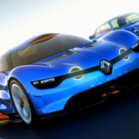 Renault Concept Car Wallpaper