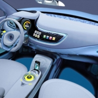 Renault Fluence Ze Concept Interior Hd Wallpapers