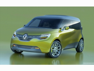 Renault Frendzy Concept 2011 Hd Wallpapers