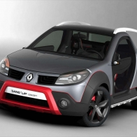 Renault Sand Up Concept 2008 Hd Wallpapers