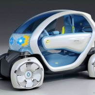 Renault Twizy Ze Concept Hd Wallpapers