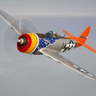 Republic P 47 Thunderbolt Wallpaper