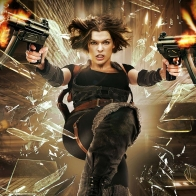 Resident Evil Afterlife Wallpapers