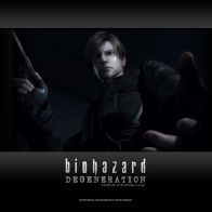 Resident Evil Degeneration Leon Kennedy Wallpaper