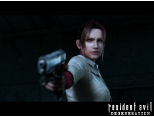 Resident Evil Degeneration Wallpaper