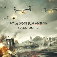 Resident Evil Retribution 2012 Wallpapers