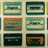 Download retro cassette tapes cover, retro cassette tapes cover  Wallpaper download for Desktop, PC, Laptop. retro cassette tapes cover HD Wallpapers, High Definition Quality Wallpapers of retro cassette tapes cover.