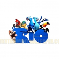Rio 2011 American 3d Movie Wallpaper