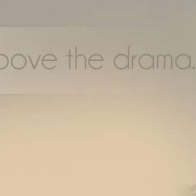 Rise Above The Drama Cover