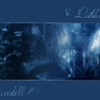 Rivendell Lothlorien Blend Wallpaper